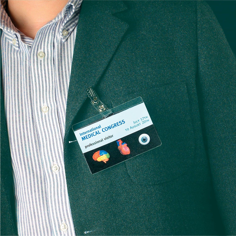 Badges Et Pochettes 002575 Adhesives 220x305 Mm 002576 158x218 002579 Porte Cartes De Visite Adhesifs Avec Rabat 60x105